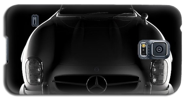 Mercedes 300 Sl Roadster - Front View Galaxy S5 Case