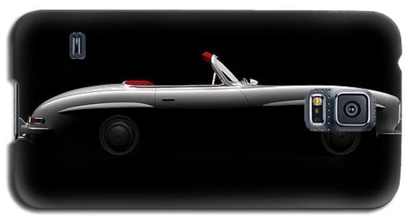 Mercedes 300 Sl Roadster - Side View Galaxy S5 Case