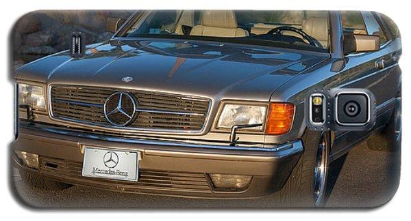 Mercedes 560sec W126 Galaxy S5 Case