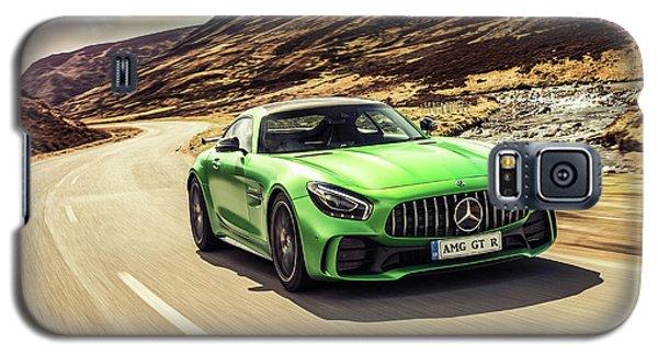 Mercedes A M G  G T  R Galaxy S5 Case