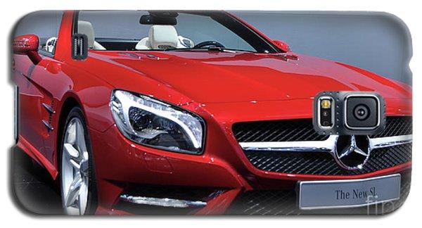 Mercedes Benz Sl Galaxy S5 Case
