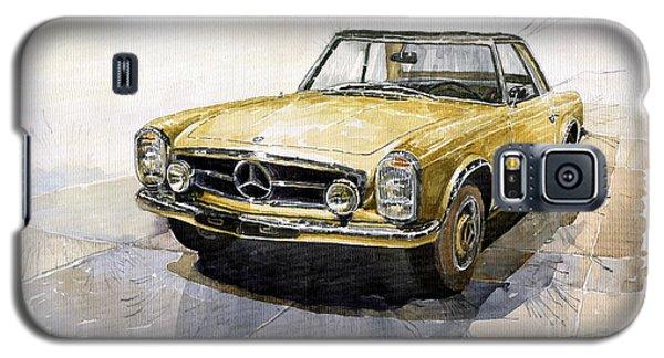 Mercedes Benz W113 Pagoda Galaxy S5 Case by Yuriy  Shevchuk