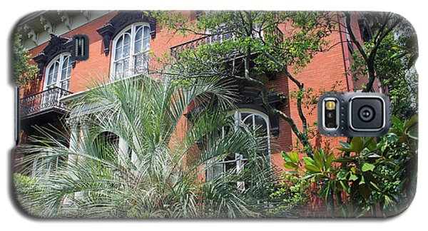 Mercer Williams House-savannah Ga Galaxy S5 Case