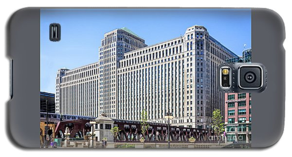 Merchandise Mart Overlooking The L Galaxy S5 Case