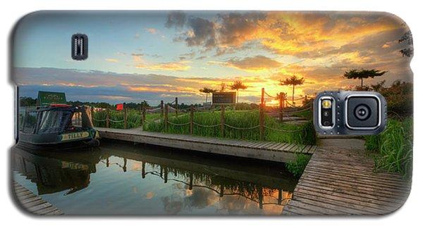Galaxy S5 Case featuring the photograph Mercia Marina 13.0 by Yhun Suarez