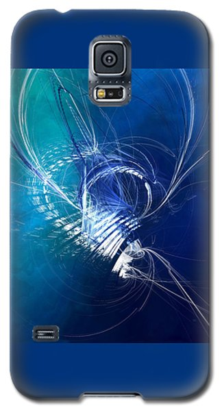 Mercury In Cancer - Cardinal Water Galaxy S5 Case
