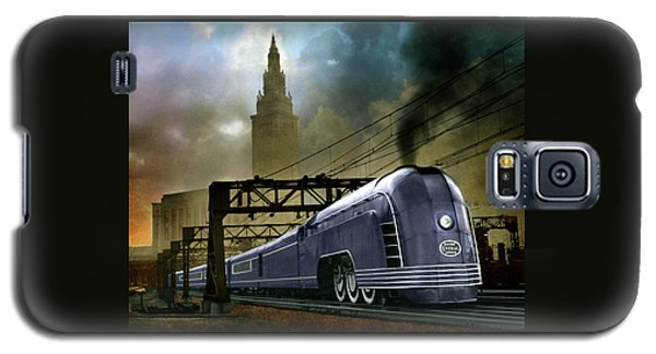 Mercury Train Galaxy S5 Case