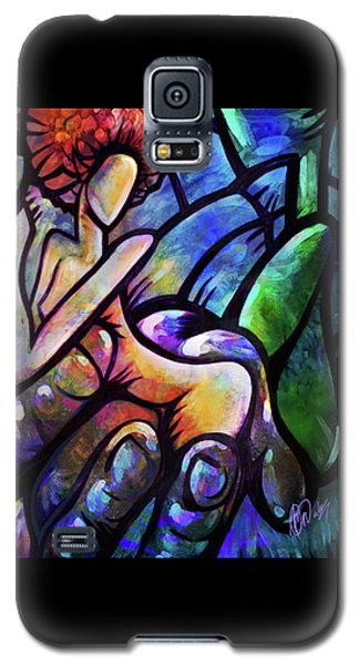 Galaxy S5 Case featuring the digital art Mercy's Hand by AC Williams