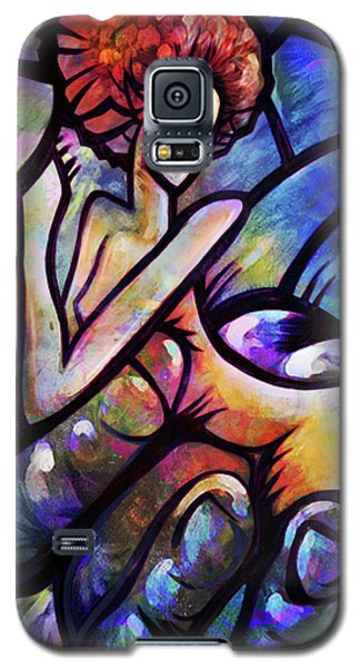 Mercy's Hand Galaxy S5 Case by AC Williams