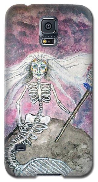 Meridol Queen Of The Undead Mermaids Galaxy S5 Case