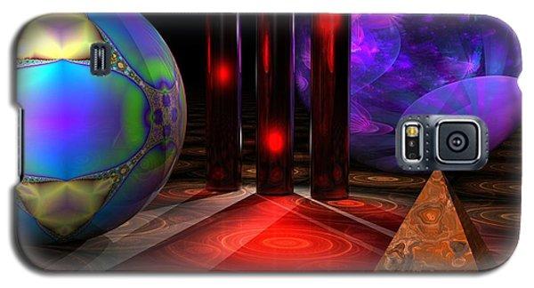 Merlin's Playground Galaxy S5 Case by Lyle Hatch