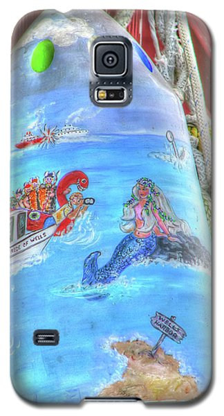Mermaid Galaxy S5 Case
