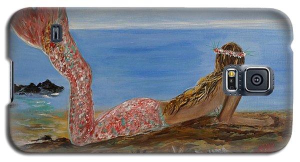 Mermaid Beauty Galaxy S5 Case by Leslie Allen