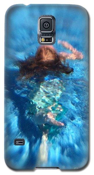 Mermaid Caroline Galaxy S5 Case
