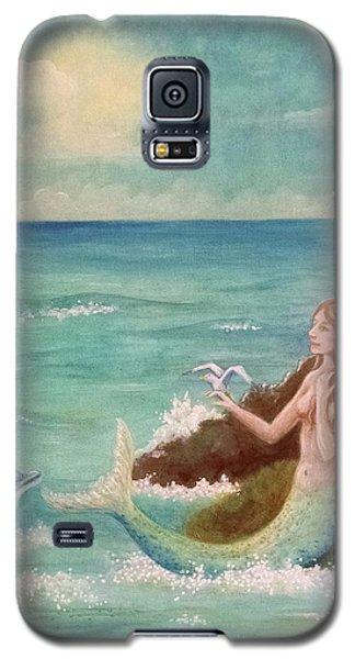 Mermaid Dreams Galaxy S5 Case