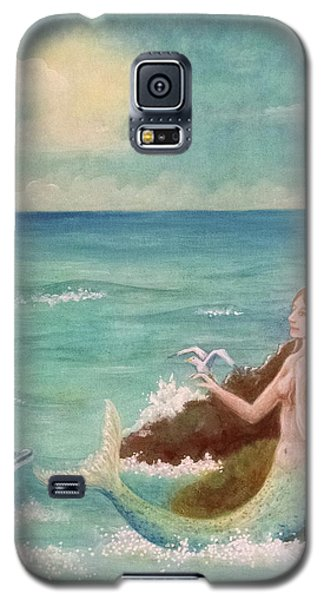 Mermaid Dreams Galaxy S5 Case