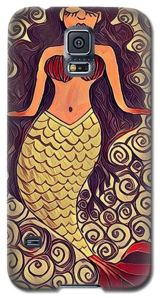 Galaxy S5 Case - Mermaid Dreams by K Daniel