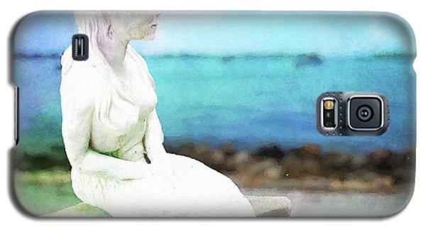Mermaid Lisa Galaxy S5 Case
