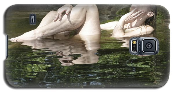 Galaxy S5 Case featuring the photograph Mermaid by Marat Essex