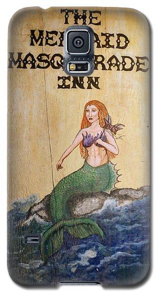 Mermaid Masquerade Inn Galaxy S5 Case