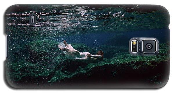 Mermaid Route Galaxy S5 Case