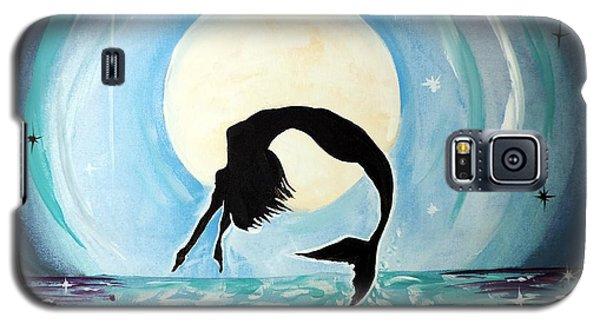 Mermaid Galaxy S5 Case by Tom Riggs
