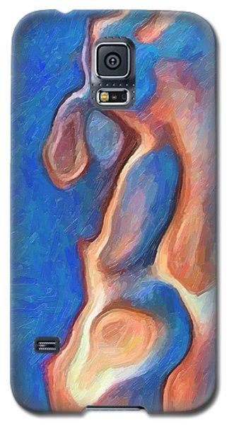 Merman Galaxy S5 Case by Joaquin Abella