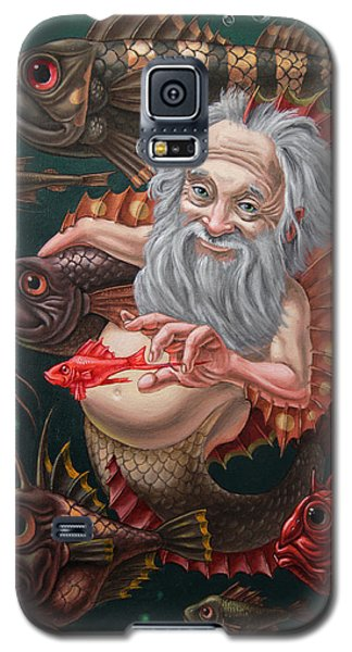 Merman Galaxy S5 Case