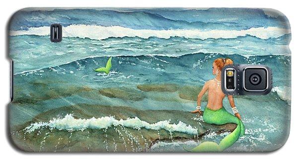 Mermomma Galaxy S5 Case