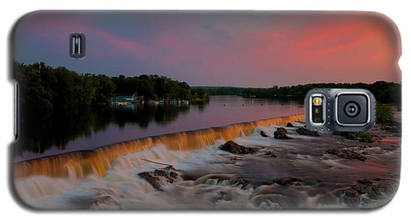 Merrimack River Falls Galaxy S5 Case