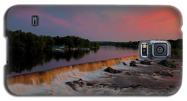 Merrimack River Falls Galaxy S5 Case
