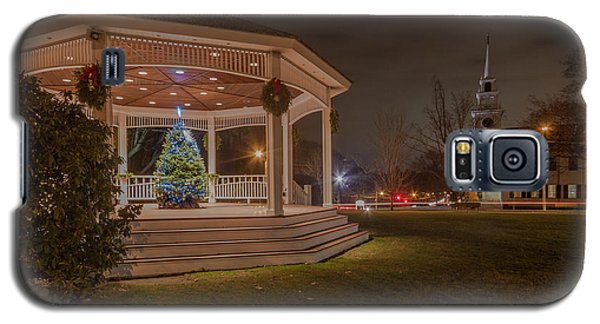 Merry Christmas From Milton Massachuetts Galaxy S5 Case