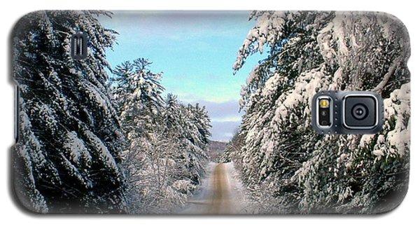 Merry Christmas,happy Holidays Galaxy S5 Case