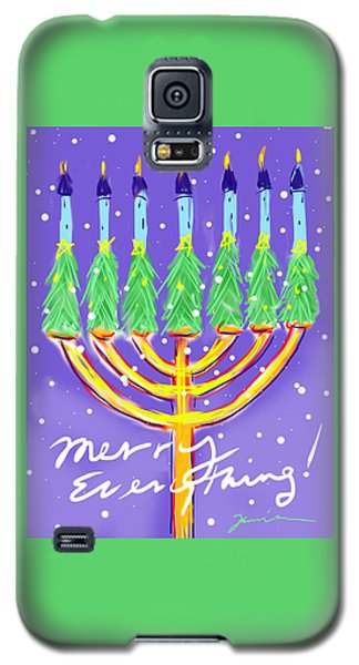Merry Everything Galaxy S5 Case by Jean Pacheco Ravinski