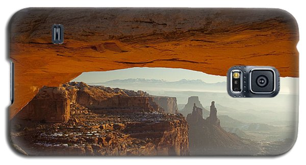 Mesa And Washer Woman Arches Galaxy S5 Case