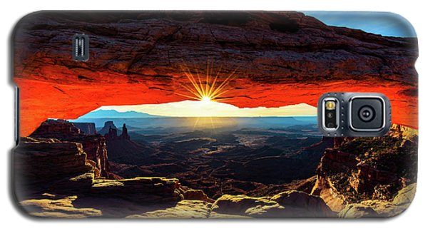 Mesa Arch Sunrise Galaxy S5 Case
