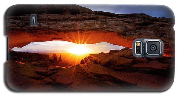 Mesa Arch Sunrise Galaxy S5 Case