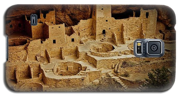 Mesa Verde Cliff Dwellings, Mesa Verde National Park Galaxy S5 Case