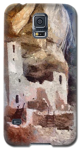 Mesa Verde Galaxy S5 Case by Jeff Kolker