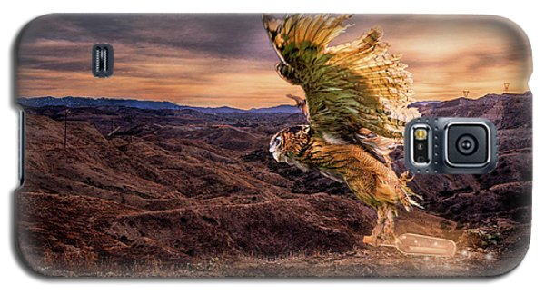 Messenger Of Hope Galaxy S5 Case