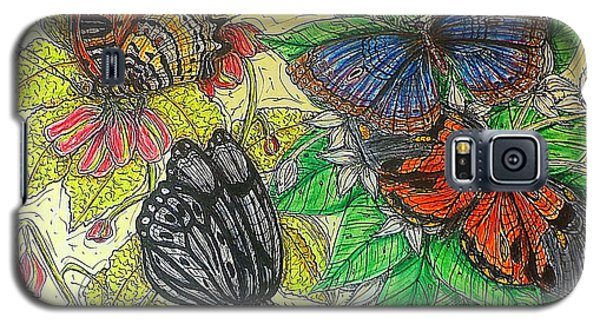 Messengers Of Beauty Galaxy S5 Case