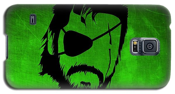 Metal Gear Solid Galaxy S5 Case by Kyle West