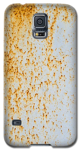 Galaxy S5 Case featuring the photograph Metal Rust by John Williams