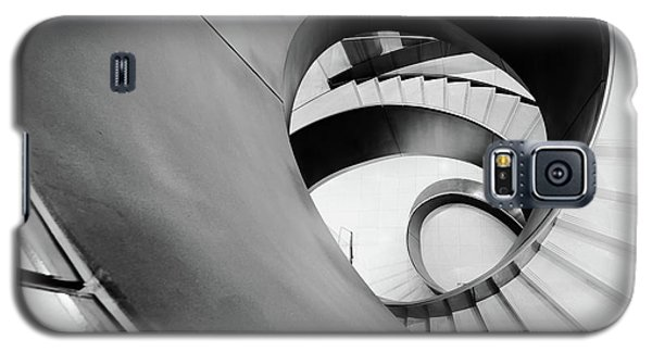 Metal Spiral Staircase London Galaxy S5 Case