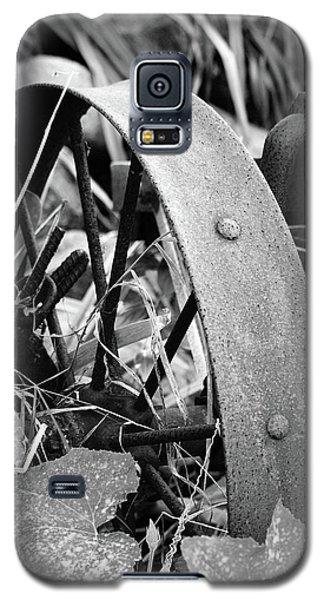 Metal Wheel Galaxy S5 Case