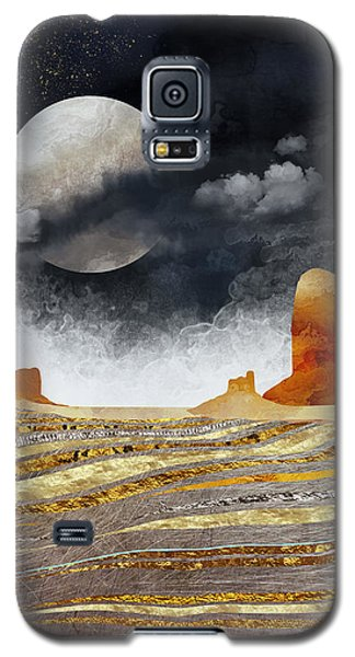 Landscapes Galaxy S5 Case - Metallic Desert by Spacefrog Designs