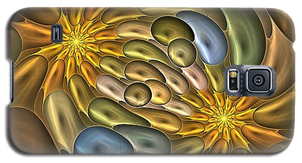 Metallic Mitosis Galaxy S5 Case