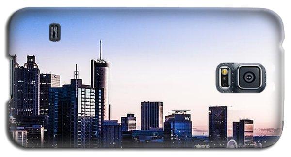 Metallic Sunset Galaxy S5 Case