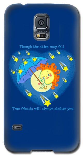 Meteor Shower 3 Galaxy S5 Case
