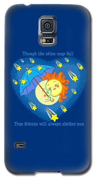 Meteor Shower 2 Galaxy S5 Case